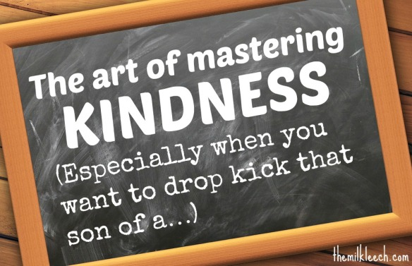 3-20-17 The art of mastering kindness cover