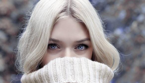 woman--face-eyes